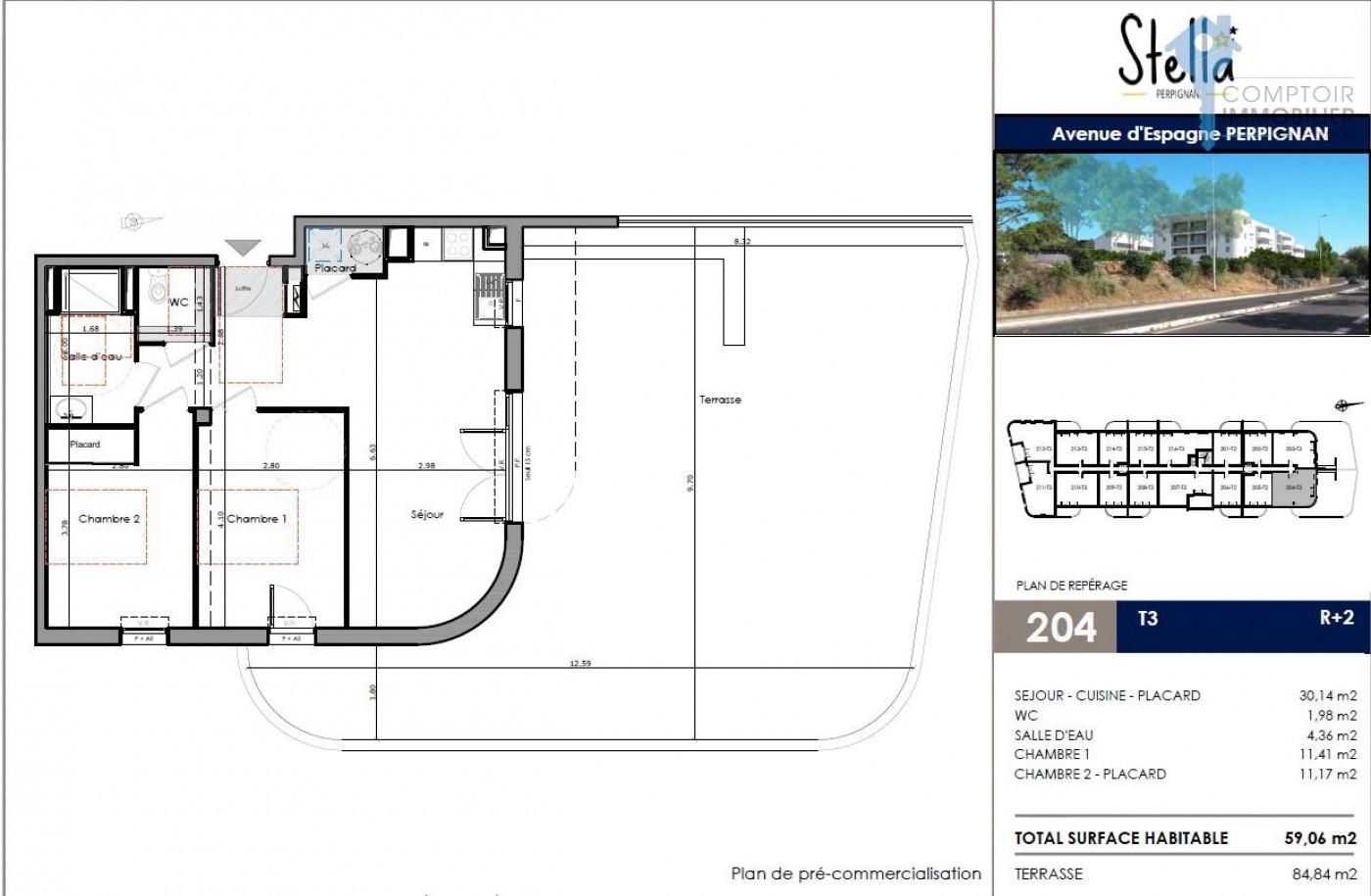 A vendre  Perpignan | Réf 3438054940 - Comptoir immobilier de france