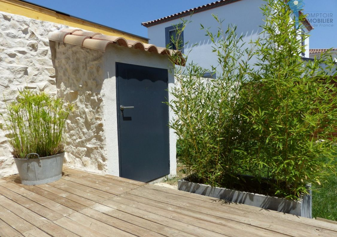 A vendre Maison individuelle Calvisson | R�f 3438055121 - Comptoir immobilier de france