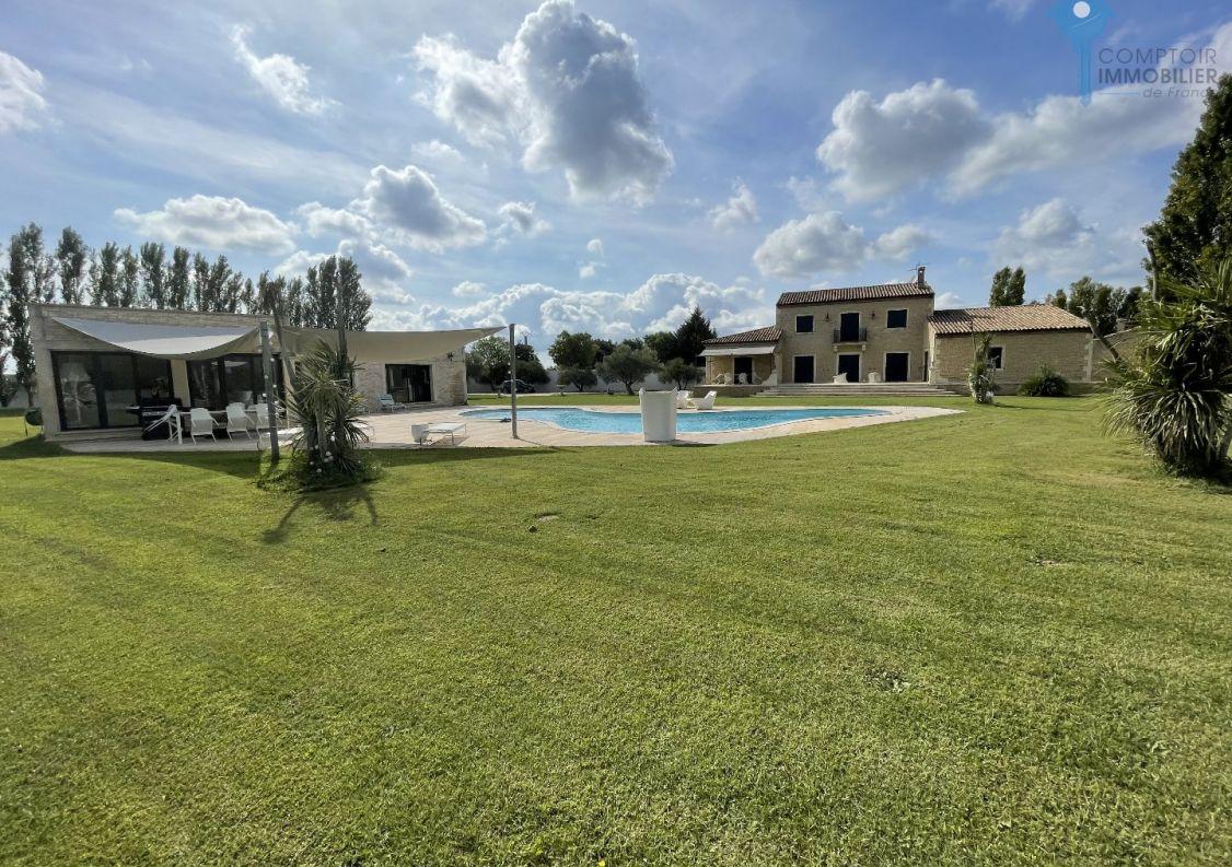 A vendre Demeure Codognan | Réf 3438055447 - Comptoir immobilier de france