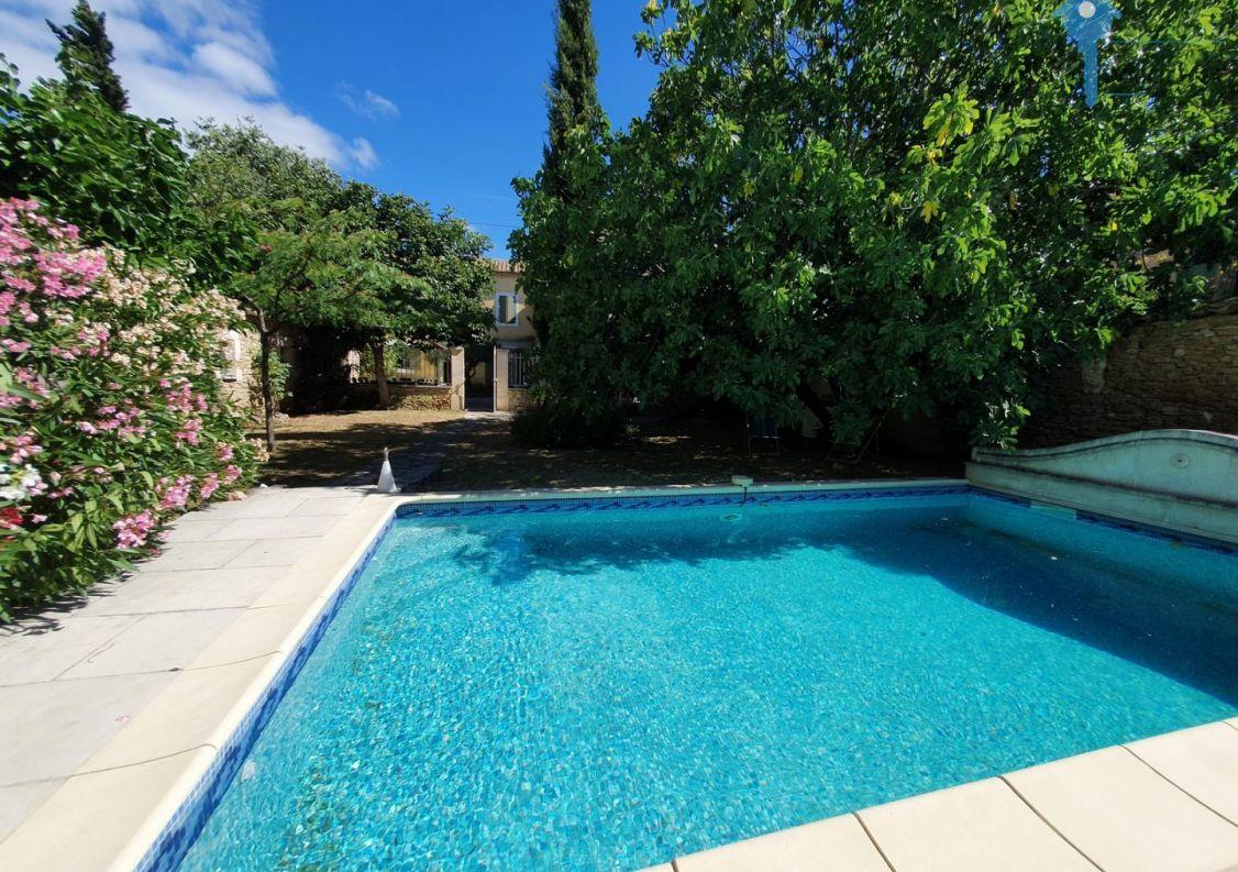 A vendre Maison de caract�re Uzes   R�f 3438055822 - Comptoir immobilier de france
