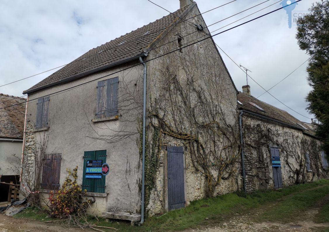 A vendre Maison � r�nover Authon La Plaine | R�f 3438055975 - Comptoir immobilier de france