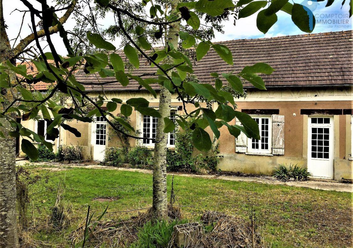 A vendre Chaufour Les Bonnieres 3438056238 Comptoir immobilier de france