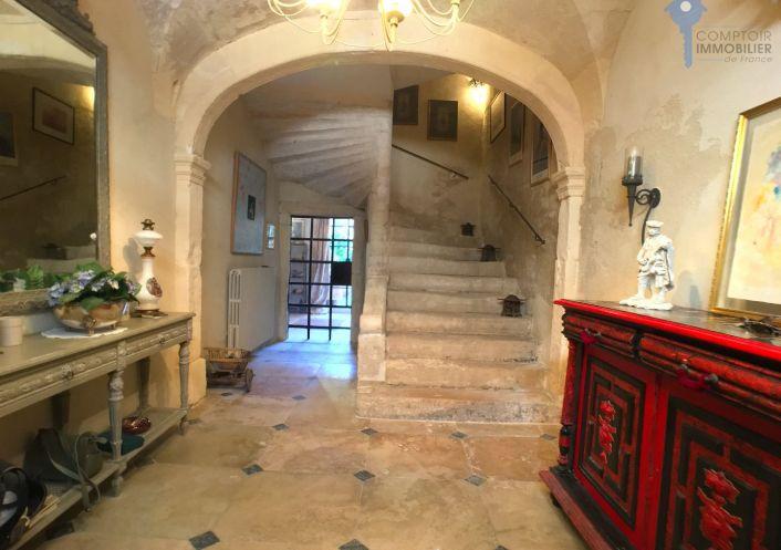 A vendre Maison bourgeoise Tarascon | R�f 3438056315 - Comptoir immobilier de france prestige