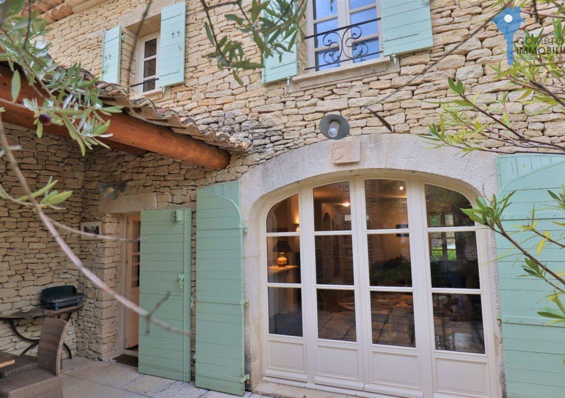 A vendre Maison en r�sidence Gordes | R�f 3438056462 - Comptoir immobilier de france