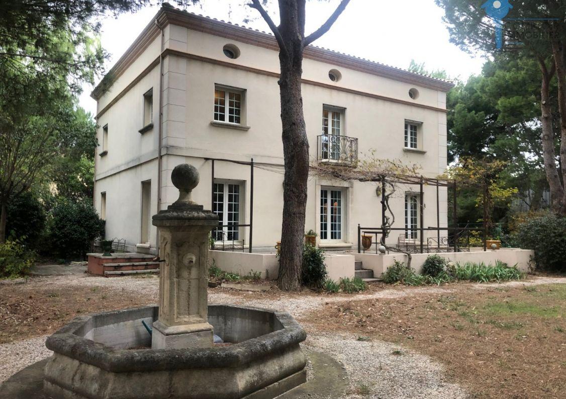 A vendre Maison de maître Cabestany   Réf 3438057131 - Comptoir immobilier de france