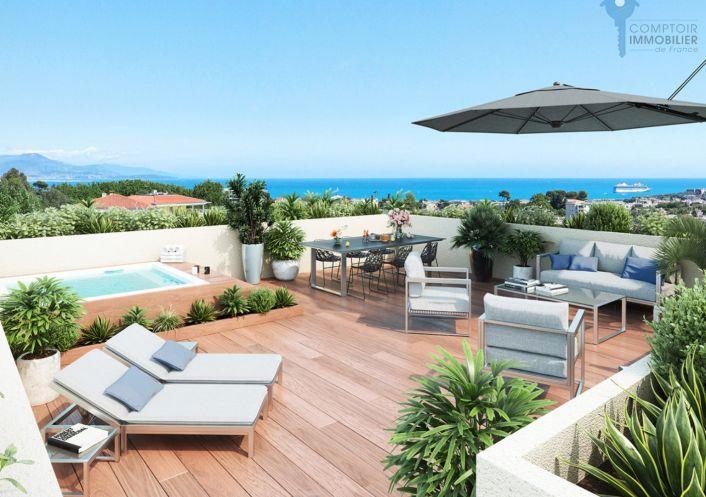 A vendre Antibes 3438059054 Comptoir immobilier de france prestige