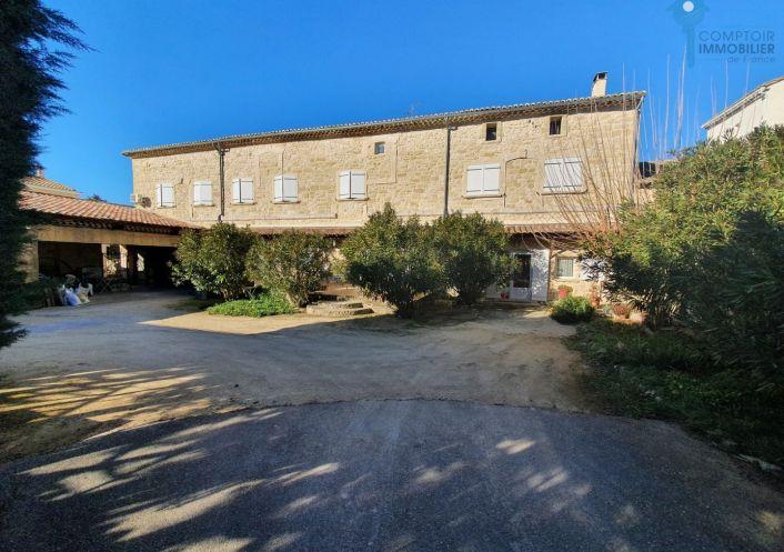 A vendre Maison de caract�re Uzes | R�f 3438059205 - Comptoir immobilier de france prestige