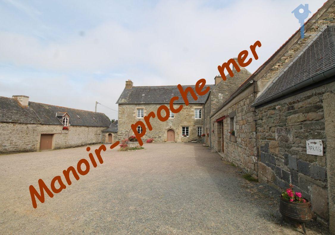 A vendre Manoir Plestin Les Greves | R�f 3438059522 - Comptoir immobilier de france