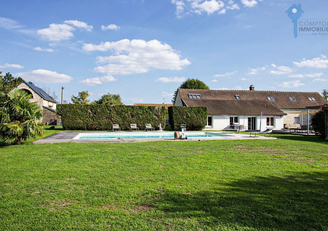 A vendre Propriété Pacy Sur Eure   Réf 3438059583 - Comptoir immobilier de france