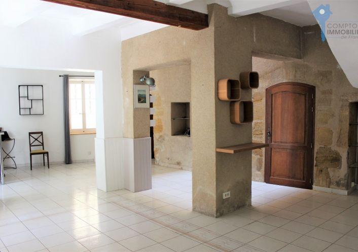 A vendre Maison de village Lauris   R�f 3438060185 - Comptoir immobilier du luberon