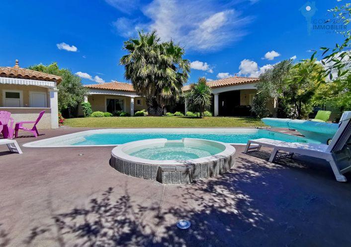 A vendre Villa d'architecte Vic La Gardiole   R�f 3438060448 - Comptoir immobilier de france prestige