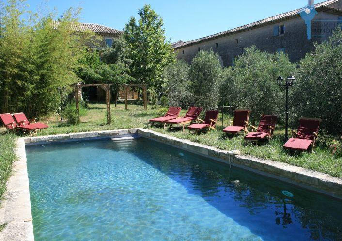 A vendre Maison Goudargues | R�f 3438060711 - Comptoir immobilier de france prestige