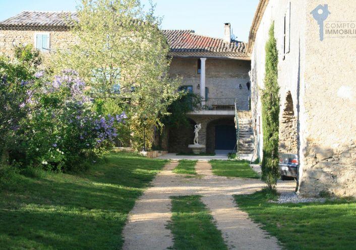 For sale Mas Barjac | R�f 3438060711 - Comptoir immobilier de france prestige