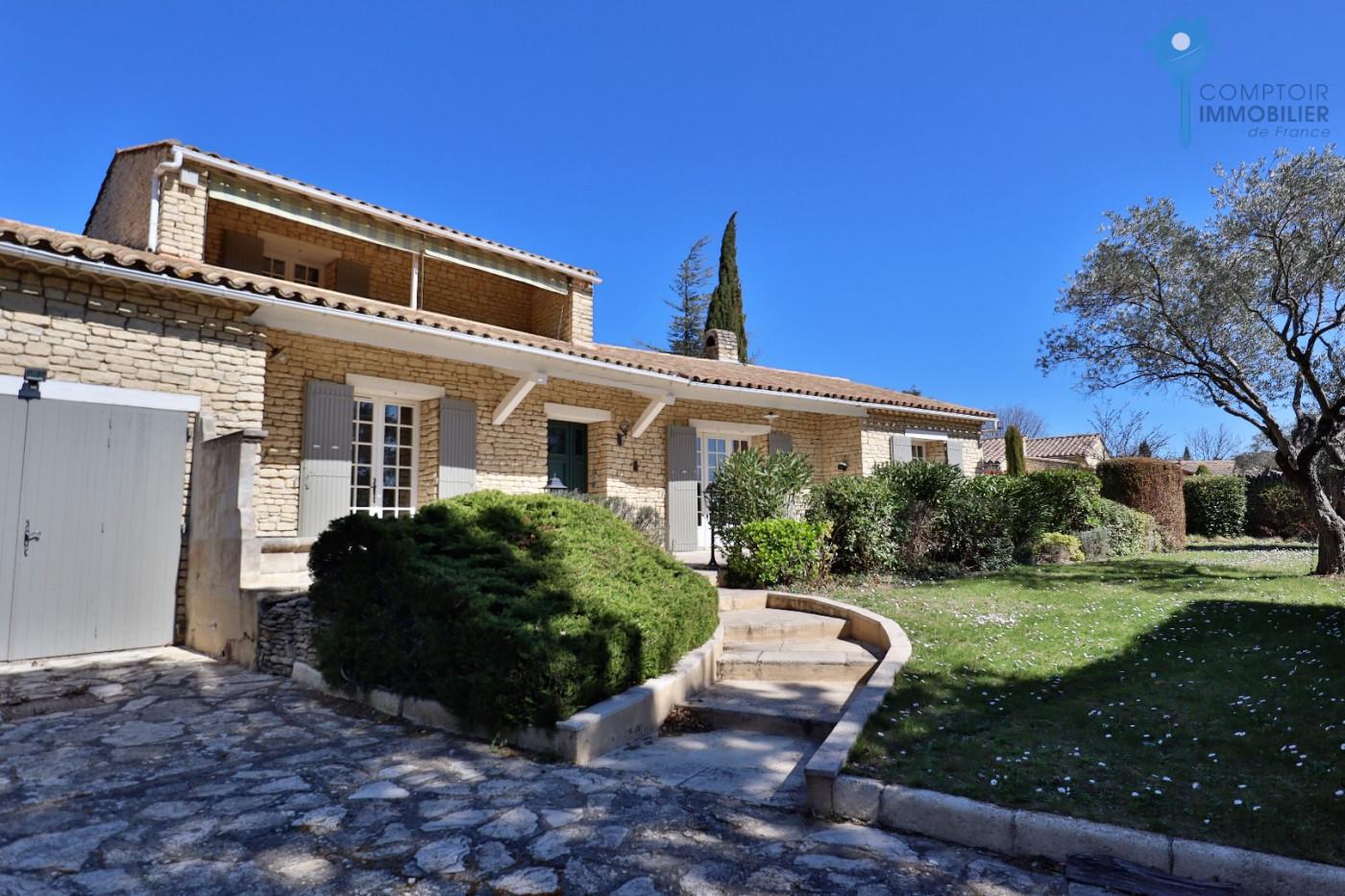 A vendre  Gordes | Réf 3438061060 - Comptoir immobilier de france