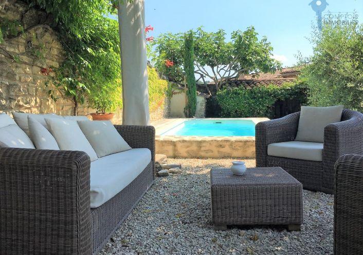 For sale Maison de village Lagnes | R�f 3438061332 - Comptoir immobilier de france prestige