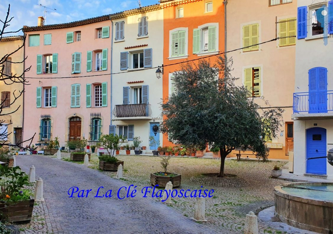 A vendre Maison de village Flayosc | R�f 3438061817 - Comptoir immobilier de france