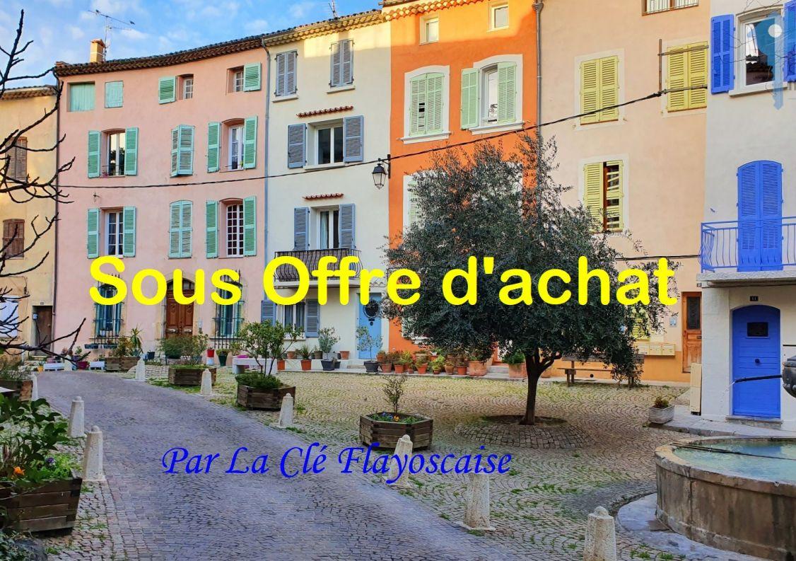 A vendre Maison de village Flayosc   R�f 3438061817 - Comptoir immobilier de france