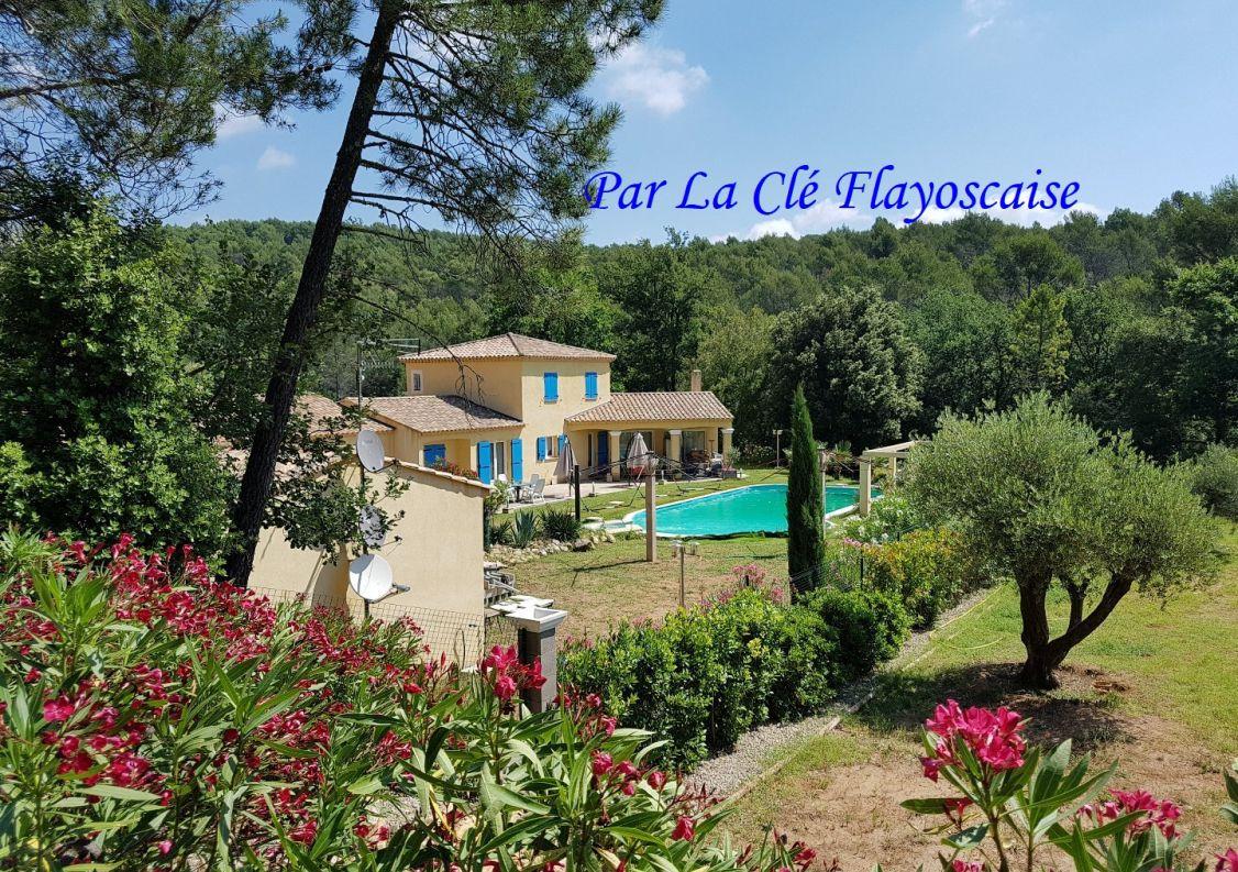 A vendre Villa Flayosc | R�f 3438061879 - Comptoir immobilier de france