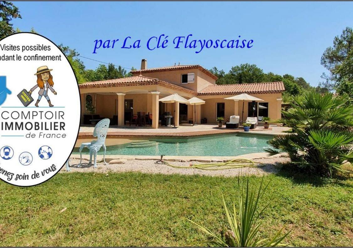 A vendre Villa Flayosc | R�f 3438061895 - Comptoir immobilier de france