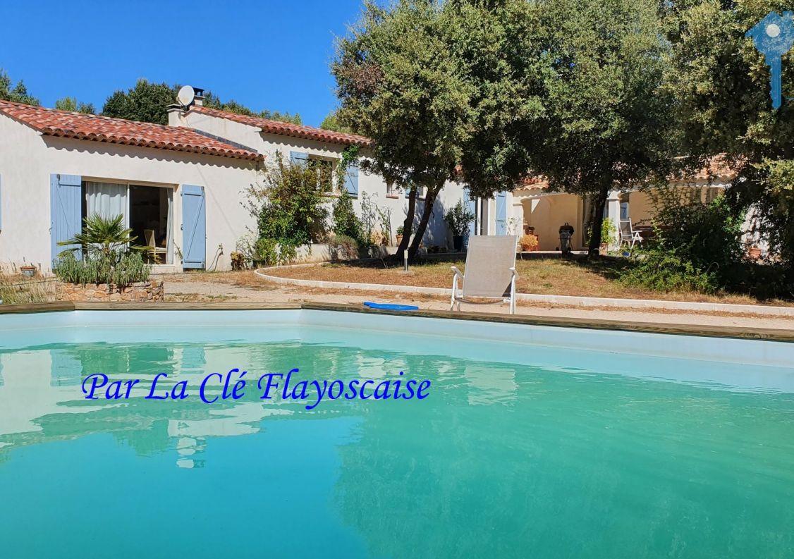 A vendre Villa Sillans La Cascade | R�f 3438061934 - Comptoir immobilier de france