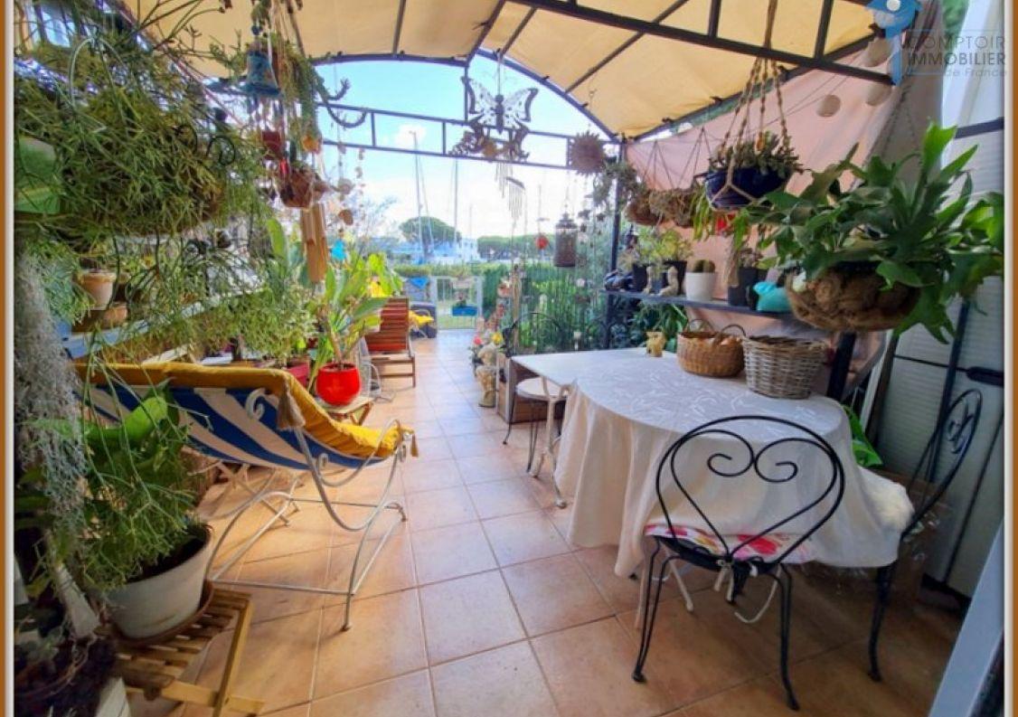 A vendre Appartement cabine Port Camargue | R�f 3438062701 - Comptoir immobilier de france