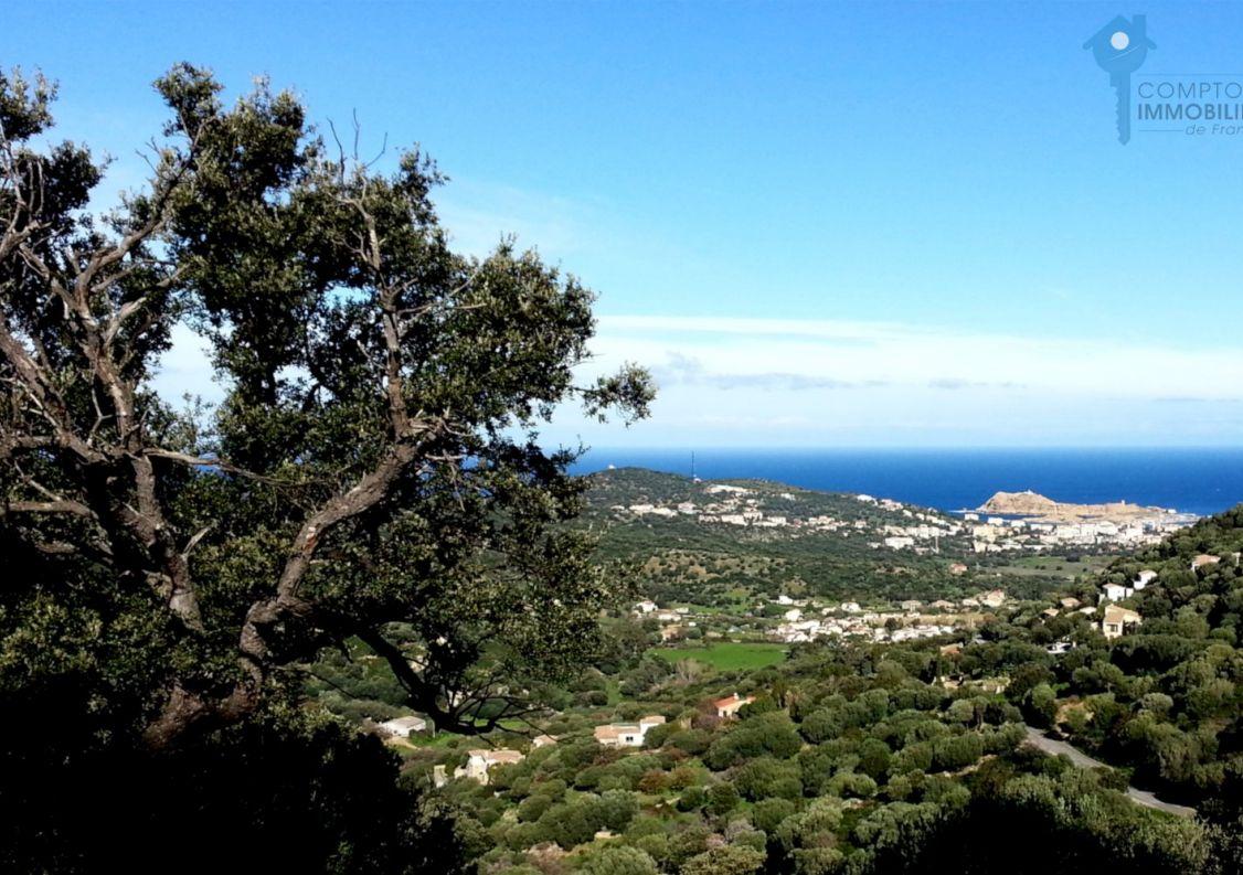 A vendre Terrain Santa Reparata Di Balagna | R�f 3438062776 - Comptoir immobilier de france