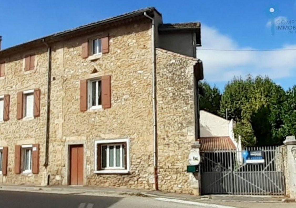 A vendre Maison de village Salavas | R�f 3438062788 - Comptoir immobilier de france