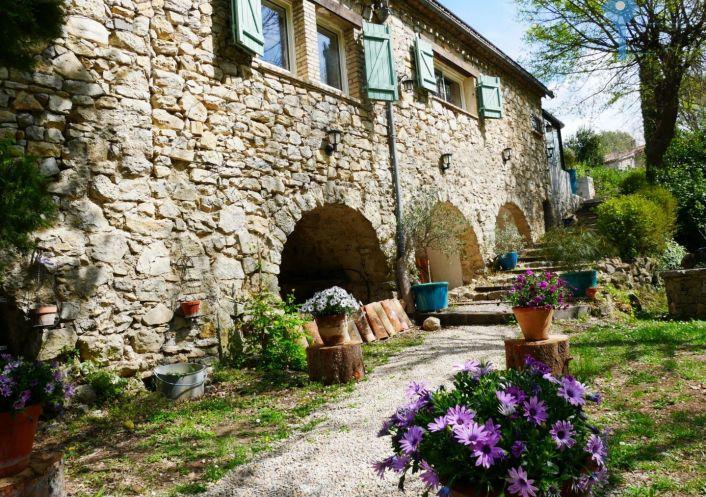 A vendre Maison en pierre Callas | R�f 3438062921 - Comptoir immobilier de france prestige