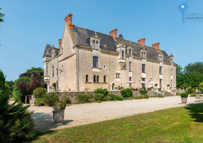 A vendre Ch�teau Beauvoir Sur Mer | R�f 3438063270 - Comptoir immobilier de france prestige