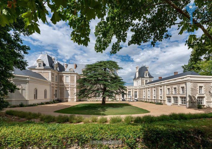 A vendre Ch�teau Le Lion D'angers | R�f 3438063271 - Comptoir immobilier de france prestige