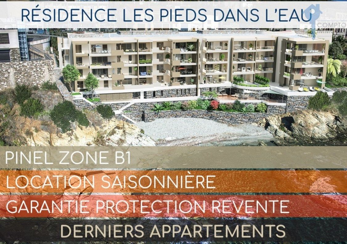 A vendre Appartement San Martino Di Lota   Réf 3438064080 - Comptoir immobilier de france