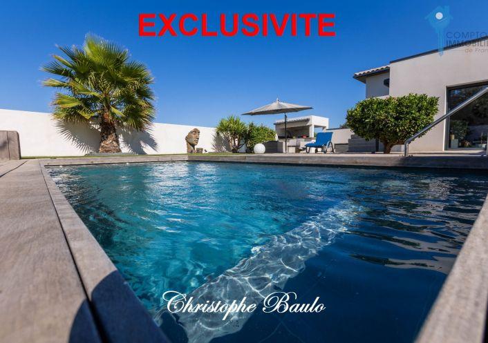 A vendre Maison Villeneuve Les Maguelone   R�f 3438064244 - Comptoir immobilier de france prestige