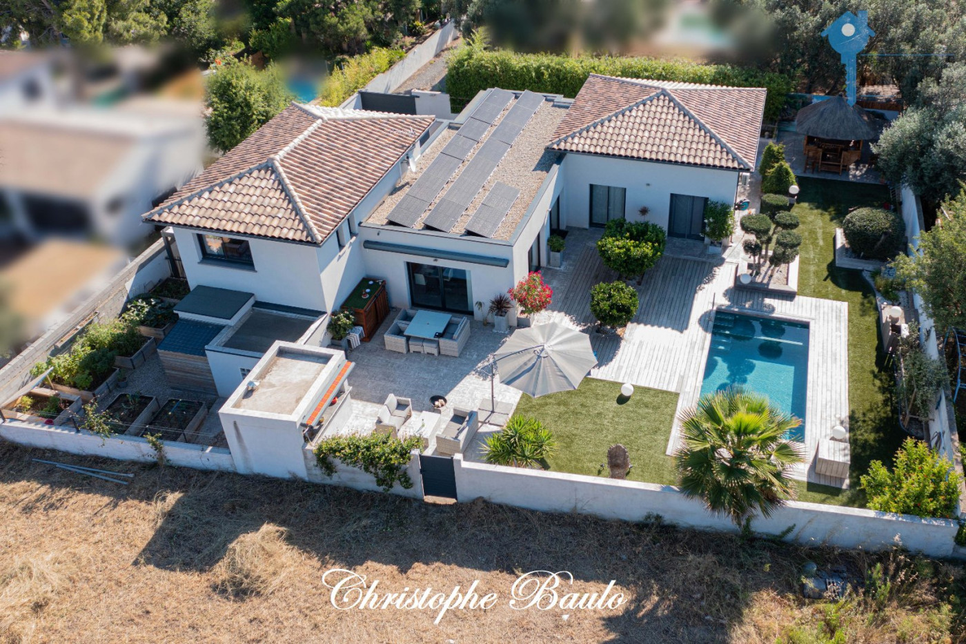 A vendre  Villeneuve Les Maguelone   Réf 3438064244 - Comptoir immobilier de france prestige