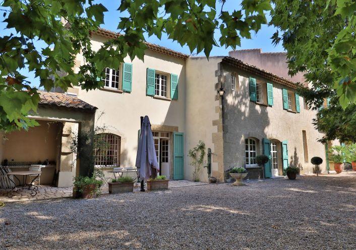 A vendre Domaine Lamanon | R�f 3438064337 - Comptoir immobilier de france prestige