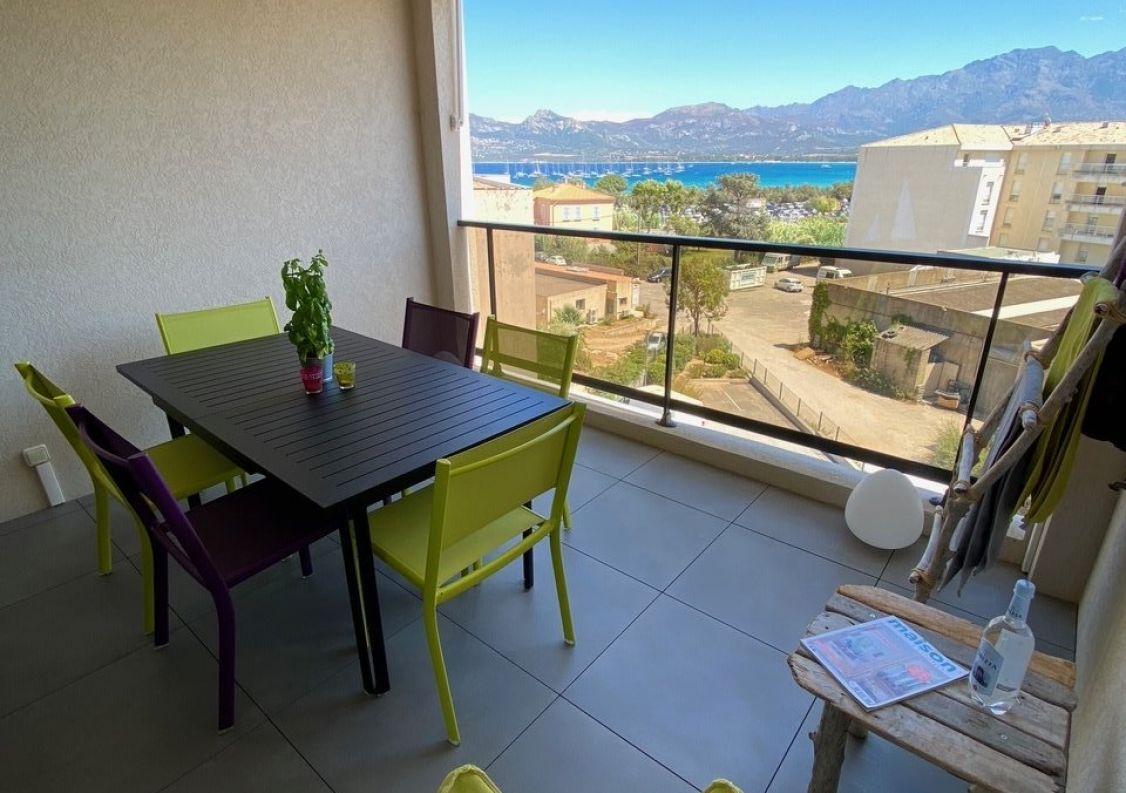 A vendre Appartement Calvi   Réf 3438064511 - Comptoir immobilier de france