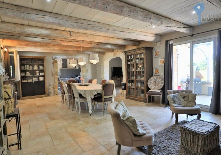 A vendre Maison individuelle Saint Saturnin Les Apt   R�f 3438064678 - Comptoir immobilier de france prestige