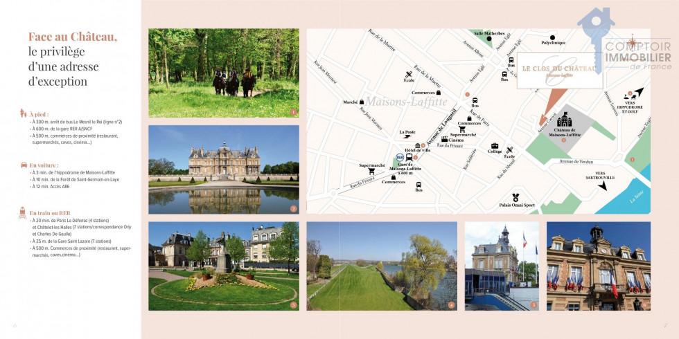 A vendre  Maisons Laffitte | Réf 3438064710 - Adaptimmobilier.com