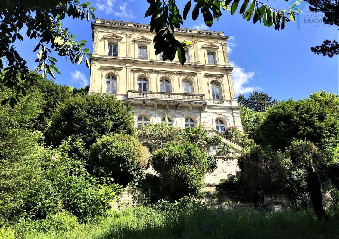 A vendre Hôtel particulier Elbeuf | Réf 3438064878 - Comptoir immobilier de france
