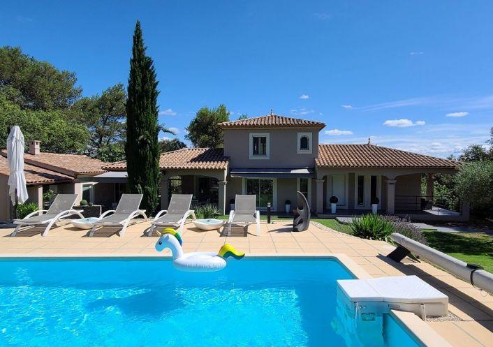A vendre Villa Nimes   R�f 3438064900 - Comptoir immobilier de france prestige