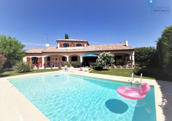 A vendre Maison Sussargues   R�f 3438065374 - Comptoir immobilier de france prestige
