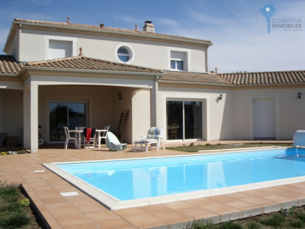 A vendre  Manduel   Réf 3438065457 - Comptoir immobilier de france prestige