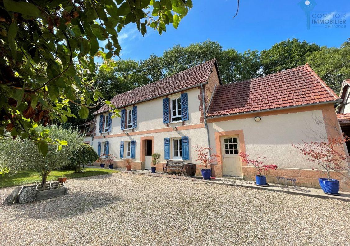 A vendre Propriété La Croix Saint Leufroy | Réf 3438065774 - Comptoir immobilier de france
