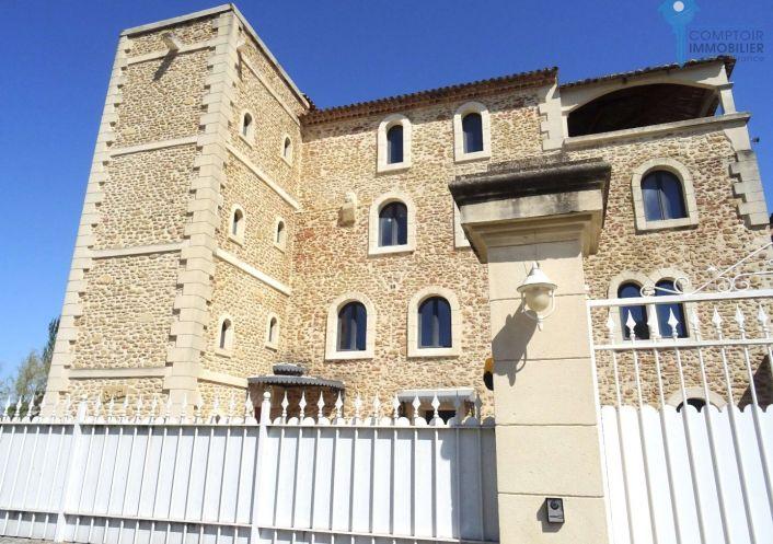 A vendre Maison de caract�re Entraigues Sur Sorgues   R�f 3438065863 - Comptoir immobilier de france prestige