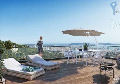A vendre Duplex Toulon | Réf 3438065993 - Adaptimmobilier.com
