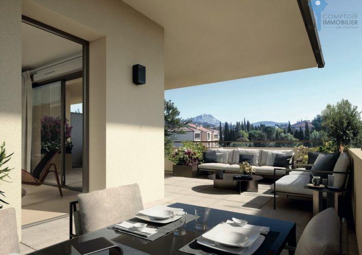 A vendre Appartement Aix En Provence | R�f 3438066108 - Comptoir immobilier de france neuf
