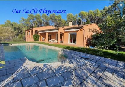 A vendre Villa Flayosc   Réf 3438066832 - Adaptimmobilier.com