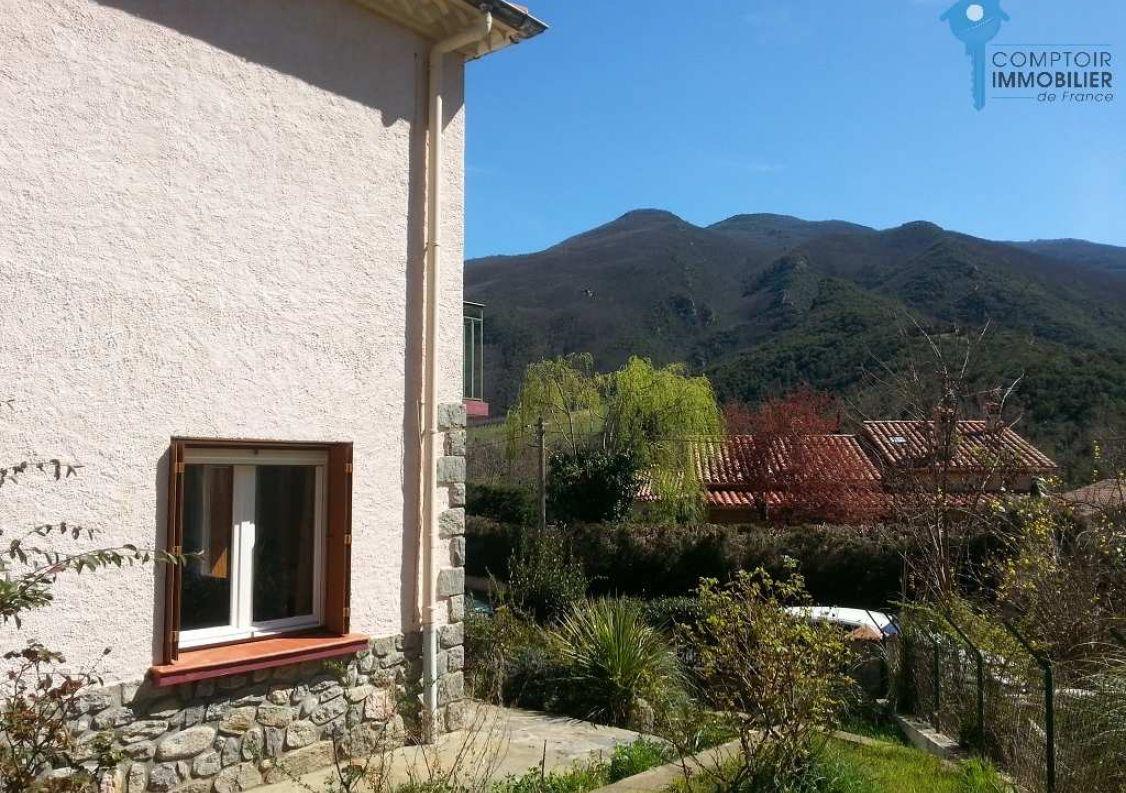 A vendre Arles Sur Tech 343807263 Comptoir immobilier de france