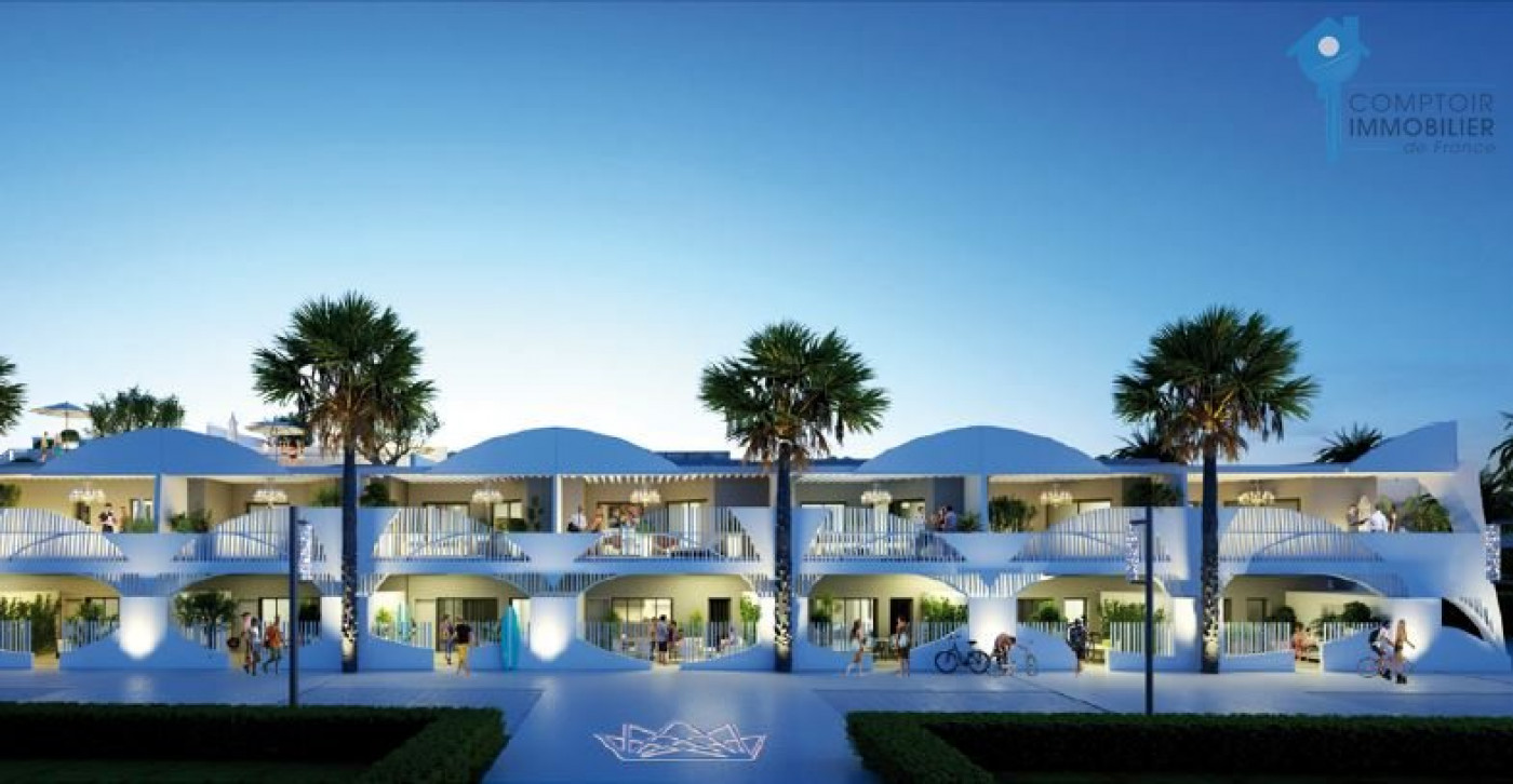 A vendre  La Grande-motte | Réf 3466953661 - Comptoir immobilier de france