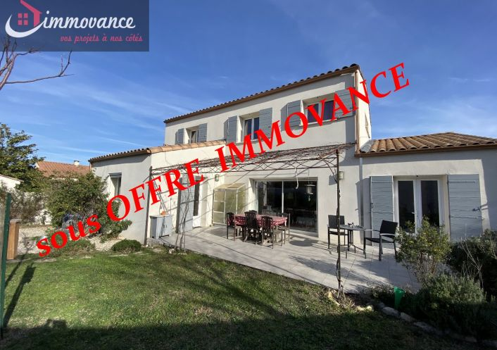 A vendre Sussargues 3438326817 Immovance