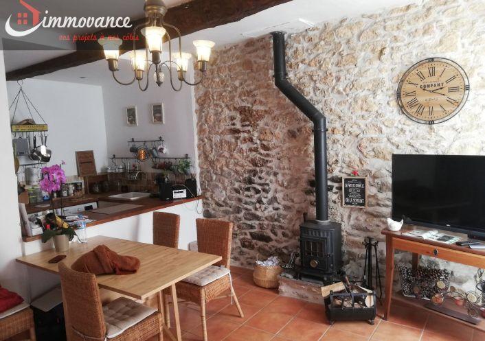 A vendre Maison de village Valros   Réf 3438331404 - Immovance
